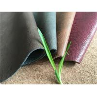 China Man-made Leather Upholstery fabric with various colors and textures with 25 meters length each roll wholesale