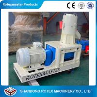 China New Energy Flat Die Pellet Mill Home made Small Wood Pellet Machine wholesale