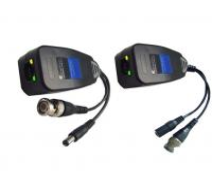 China CCTV Video Audio Power Balun Over Cat5 , UTP and RJ45 Video Balun wholesale