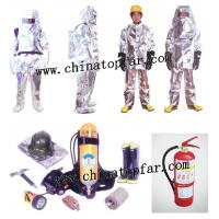 China Fireman protective clothing,EEBD, breathing apparatus,chemical protective clothing,portable foam applicator wholesale