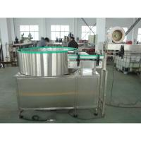 China Stainless Steel Electric Automatic Bottle Unscrambler for PET Bottle CE / ISO wholesale