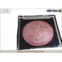 China Glitter Cheek Stain Blush Face Powder Makeup Eco - Friendly Material wholesale
