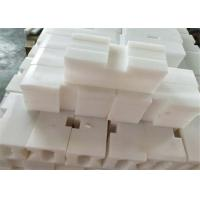 China 2 inch thick PE1000 CNC machining plastic wear block smooth surface wholesale