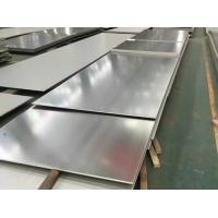 China Mirror Finish Stainless Steel Sheet With 0%-5% Tolerance ISO9001 Approved on sale