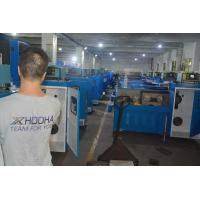 China Small Copper Drawing Machine , Continuous Annealing Wire Drawing Equipment wholesale
