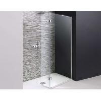 China Walk in Easy Access Shower Wall with Pivot Panel, AB 4517 wholesale