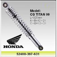 China Honda CG TITAN 99 Motors Shock , 52400-397-631 Motorcycle Spare parts  / Accessory on sale