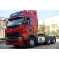 China Howo A7 EURO II 371HP Prime Mover Truck With 10 Forward And 2 Reverse Transmission wholesale