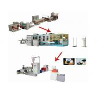 China Foam Tray / Box / Container Making Machine / PS Foam Sheet Forming And PS Recycle Machine on sale
