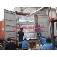 Buy cheap 20ft PP woven dry bulk container liner for PP, PVC, PE ,PET resin from wholesalers
