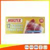 Supermarket Plastic Freezer Zip Lock Bags / Zip Seal Food Freezer Bags for sale