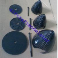 Quality carbon fiber spinner for airplane model for sale