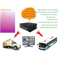 China Hybrid 4Channel AHD Input blackbox car dvr CVI TVI or CVBS Optional wholesale