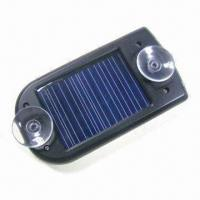 China Solar Power Charger with 1,500mAh High Capacity Built-in Battery wholesale