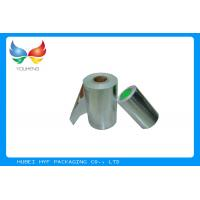 High End Packaging Vacuum Silver Metallic Paper With Single Side Coating for sale