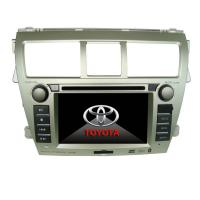 China 7'' HD TFT Touch Screen Toyota Vios DVD GPS Car Radio with Audio, Car Stereo TYT-705GD on sale
