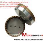6A2 Metal Bond Diamond Cup Wheel for Straight Edge Machine alan.wang@moresuperhard.com