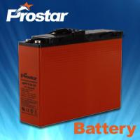 China Prostar front terminal battery 12V 125AH wholesale