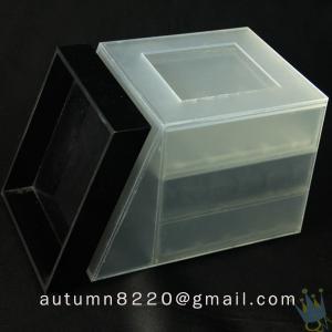 China BO (24) cheap acrylic boxes wholesale