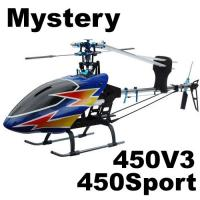 China 450V3 450sport 3D RC Helicopter Clone Align Trex (10030601) on sale
