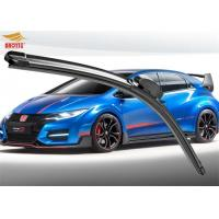 China Multi Fit Flat Windscreen Wiper Blades Size From 12 To 28 Inch Available wholesale