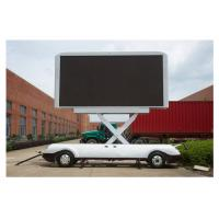 China Real Pixels P6 Big Outdoor Rental Led Screen , Football Stadium Screen 192 * 192mm wholesale