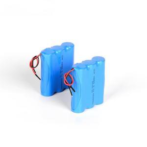 China Small Lithium Ion Battery 6600mAh Li Ion 3.7 V Battery wholesale