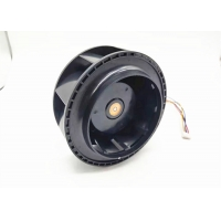 China TOPFAN 133*91mm 218CFM 24V Centrifugal Fan With FG PWM Sensor wholesale