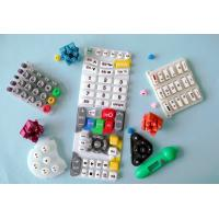 China GL 1171A Heat Resistant Silicone Rubber Keypad Conductive Button wholesale
