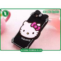 China Hello Kitty Custom Silicone Phone Cases Iphone Waterproof Mobile Phone Cover on sale