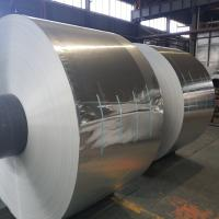 China Customized Industrial Aluminum Foil Rolls 0.10mm~500mm Thickness 7606 7607 wholesale