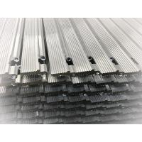 China Nature Color Aluminium Extrusion Fabrication With Cutting And Milling wholesale