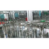 China Fully Automatic Filling Machine With Bottle Blowing / Rinsing Easy Operating wholesale