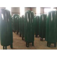 China Carbon Fiber Vertical Compressed Air Storage Tank 4.0MPa Pressure 3000L wholesale