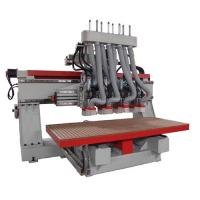 China wood carving cnc router K45MT-3 The bull wheeled tool change wood engraving machines google wholesale