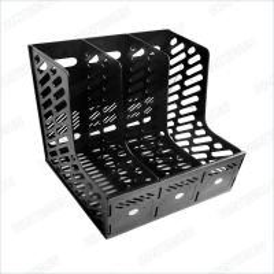 China Plastic Cleanroom 10E9 Ohm Antistatic Document Basket wholesale
