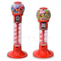 China Capsule Toy Gashapon Vending Machine For Shopping Malls / Children's Parks wholesale