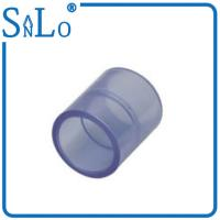 China Coupling Clear Drain Threaded Pvc Pipe Fittings For Garden Irrigation Plastic wholesale