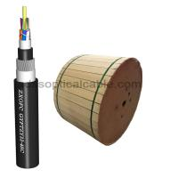 China GYFTZY33 Undersea Fiber Optic Cable SM MM With Flame Retardant Sheath wholesale