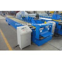 Quality High Speed Roofing Sheet Cold Steel Roll Forming Machine For Galvanized Steel for sale