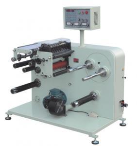 China Turrret Type Label Slitter Rewinder Machine Easily Operating on sale