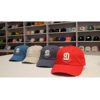 China 3d Embroidery Logo Wholesale Sport cap Casual Cotton Golf Hats Cheap Baseball Caps wholesale