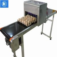China Automatic Egg Jet Printer With Large - Scale Imported Integrated Circuits wholesale