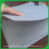 Buy cheap 700gsm 800gsm 900gsm 1000gsm 1200gsm 1300gsm 1500gsm gray board pape from wholesalers