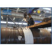 China ASME Standard 100mm thickness produce superheatered and saturated steam Natural circulating type wholesale