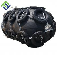 China High strength marine cylindrical rubber fenders for port on sale