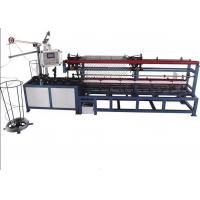 China Industrial Weld Mesh Making Machine , Wire Fence Making Machine Low Noise wholesale