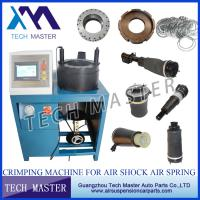 Quality High Acurracy Hydraulic Hose Crimping Machine For Mercedes Benz Air Suspension for sale