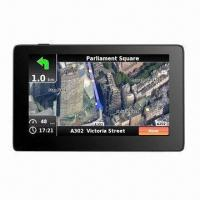 China Promotional GPS Car Navigation System with Navigation/Multimedia/E-book/Photo Viewer Functions wholesale
