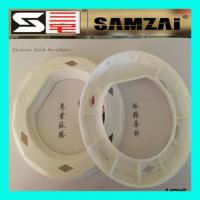 China 58KHZ Milk Can Security Hard Tag Am Security Tag White 132*15mm wholesale